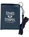 Stars and Stripes ID Holder