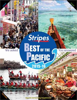 Stars and Stripes Best of the Pacific