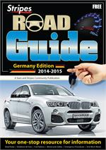 Road Guides for Europe