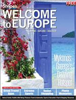 Stars and Stripes Welcome to Europe Guide