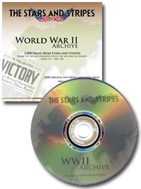 World War II Archive DVD