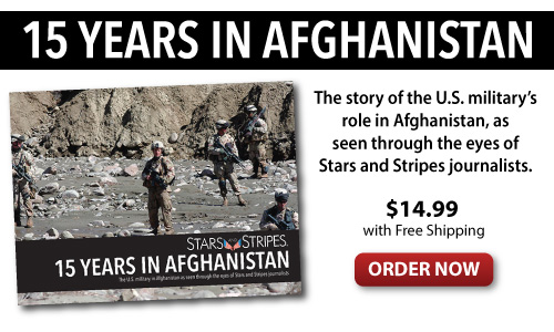15 Years in Afghanistan Book